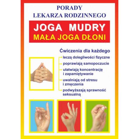 Joga. Mudry. Mała joga dłoni [E-Book] [pdf]