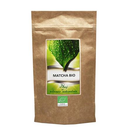 Herbata Matcha BIO w proszku 100 g