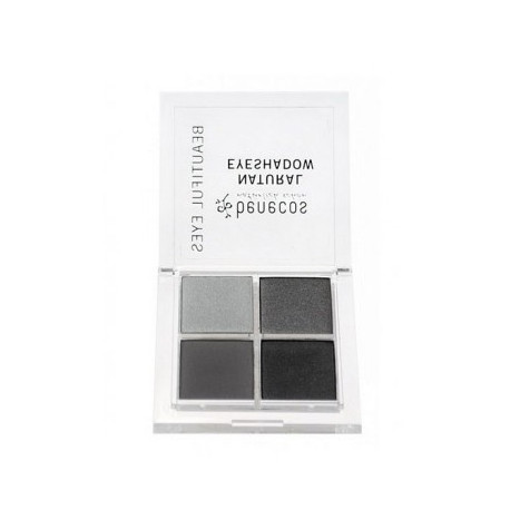 ECO ORGANIC paletka cieni do powiek SMOKEY EYES