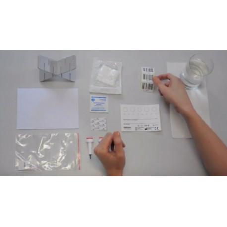 Test (z krwi) poziomu witaminy D3 do samodzielnego wykonania