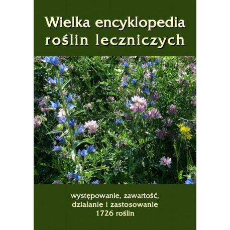 Wielka encyklopedia roślin leczniczych [E-Book] [epub]