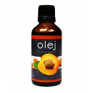 Масло из косточек абрикоса (холодный отжим ) 50 ml