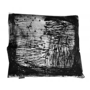 Poszewka na poduszkę L.H.P.ART & Design sygnowana (nr 01)