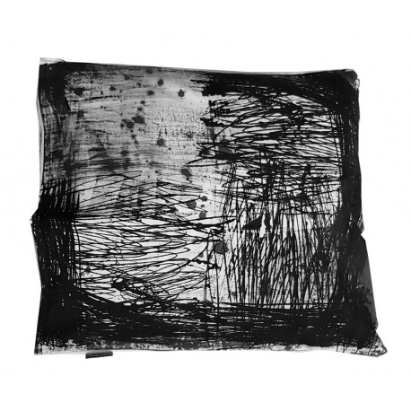 Poszewka na poduszkę L.H.P.ART & Design sygnowana (nr.01)