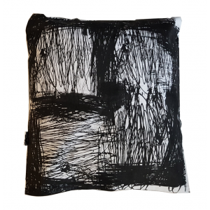 Poszewka na poduszkę L.H.P.ART & Design sygnowana (nr 02)