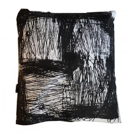 Poszewka na poduszkę L.H.P.ART & Design sygnowana (nr.02)