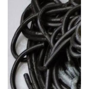 """Черные макароны с """"черным тмином"""" 400 g (нитка)"""
