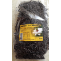 Makaron z czarnuszką 400 g - nitki