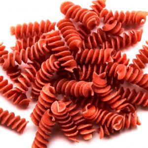 Makaron z soczewicy czerwonej 400 g - świderki