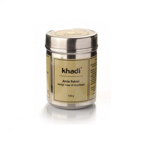 Amla Khadi - odżywka do włosów w pudrze