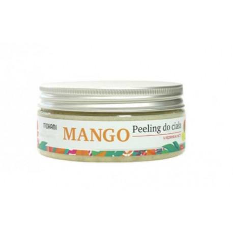 Mohani WILD GARDEN - MANGO - Ujędrniający peeling do ciała, 150g