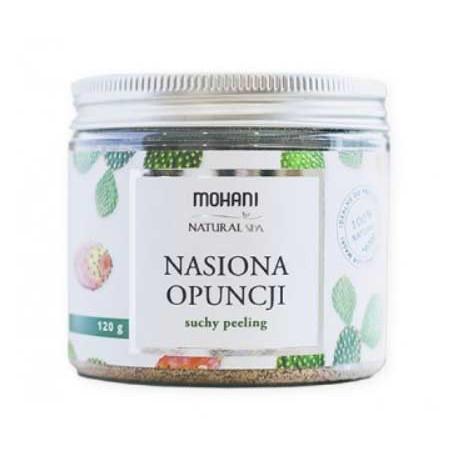 Mohani peeling z mielonych ziaren opuncji figowej, 120g