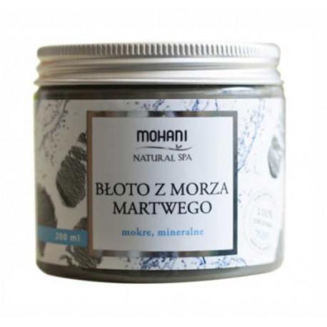 Mokre błoto z Morza Martwego, 200 ml