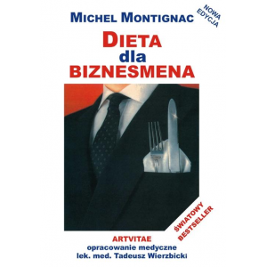 Dieta dla biznesmena [E-Book] [epub]