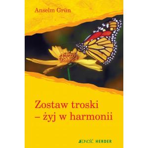 Zostaw troski żyj w harmonii [E-Book] [pdf]