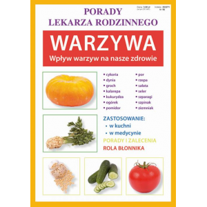 Warzywa. Wpływ warzyw na nasze zdrowie [E-Book] [pdf]
