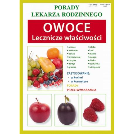 Owoce. Lecznicze właściwości [E-Book] [pdf]