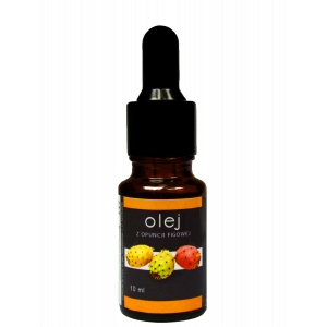 Olej z opuncji figowej Granum 10 ml. Naturalny botoks