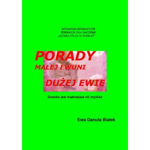 Porady małej Ewuni dużej Ewie [E-Book] [pdf]