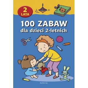 100 zabaw dla dzieci 2-letnich [E-Book] [epub]
