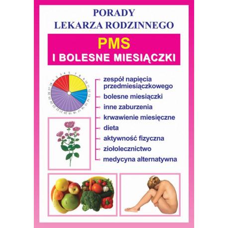PMS i bolesne miesiączki [E-Book] [pdf]
