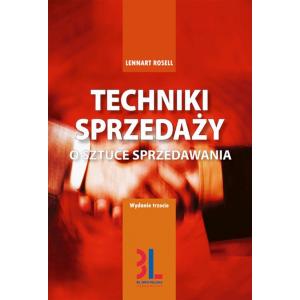Techniki sprzedaży [E-Book] [mp3]