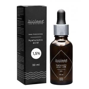 Kwas Hialuronowy 1,5% 30 ml, Bioleev