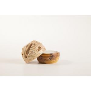 Perfumy w kremie w kamiennej szkatułce - Aphrodesia (Afrodyzjak)