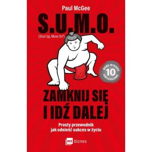 S.U.M.O. Shut Up, Move On Zamknij się i idź dalej [E-Book] [epub]