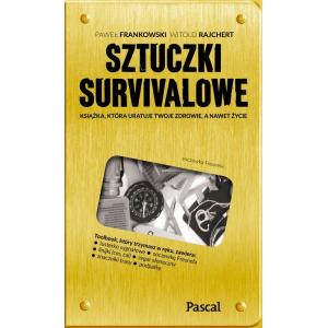 Sztuczki survivalowe [E-Book] [epub]