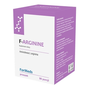 F-ARGININE, proszek - 90 porcji, ForMeds
