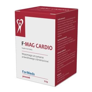 F-Mag Cardio, proszek - 30 porcji, ForMeds