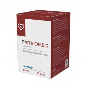 F-Vit B Cardio, proszek - 30 porcj, ForMeds
