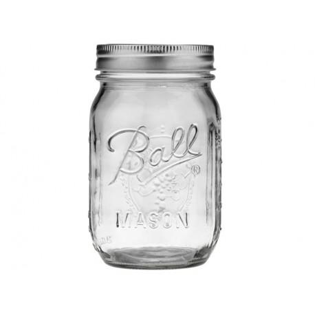 Słoik Ball Mason Regular Mouth 16 oz (455 ml)