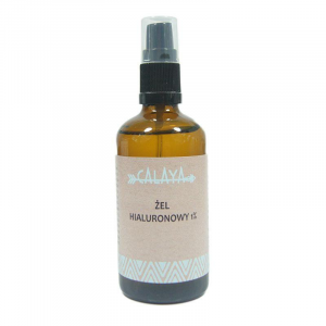 Żel Hialuronowy 1 %, Calaya 15 ml