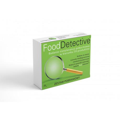 Test Food Detective, test na nietolerancje pokarmowe, zestaw pobraniowy, badanie laboratoryjne
