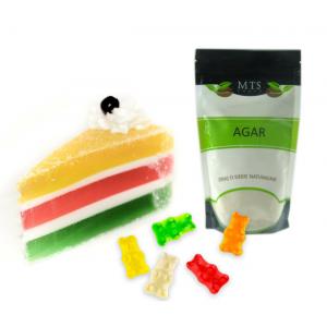 Agar - wegański zamiennik żelatyny LUZ (na wagę)