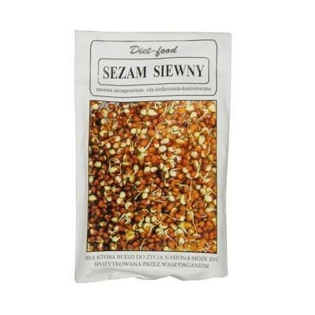 Nasiona Sezamu (do kiełkowania) 80 g
