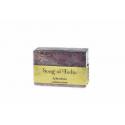 Mydło z gąbką Loofah - APHRODESIA 125 g