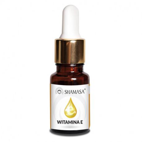 Witamina E Naturalna 70% tokoferoli, SHAMASA 15 ml