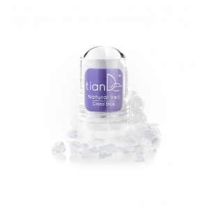 Antybakteryjny dezodorant kryształ Natural Veil, 60g, TianDe