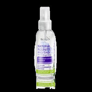 Antybakteryjny dezodorant - Naturalny ałun i szałwia, 100 ml, TianDe