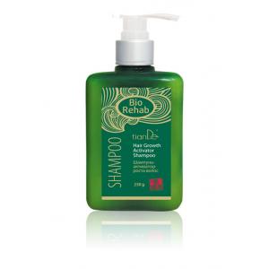 Aktywny szampon na porost włosów, 250 ml, TianDe