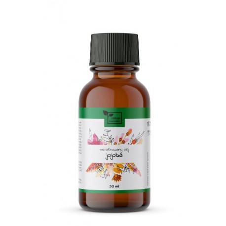 Olej jojoba 50 ml,NAT-ULA COSMETICS