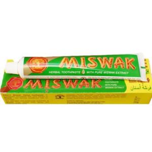 Dabur ziołowa pasta do zębów MISWAK