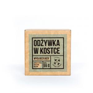 Odżywka w kostce - wygładzająca, Cztery Szpaki, 55g