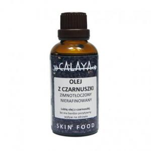 Olej z czarnuszki 50 ml, Calaya