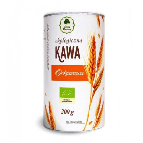 Kawa orkiszowa BIO, Dary Natury, 200 g