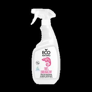 Płyn do mycia urządzeń sanitarnych, Eco Naturo, 750 ml