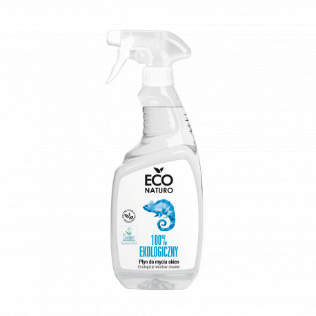 Płyn do mycia szyb, Eco Naturo, 750 ml